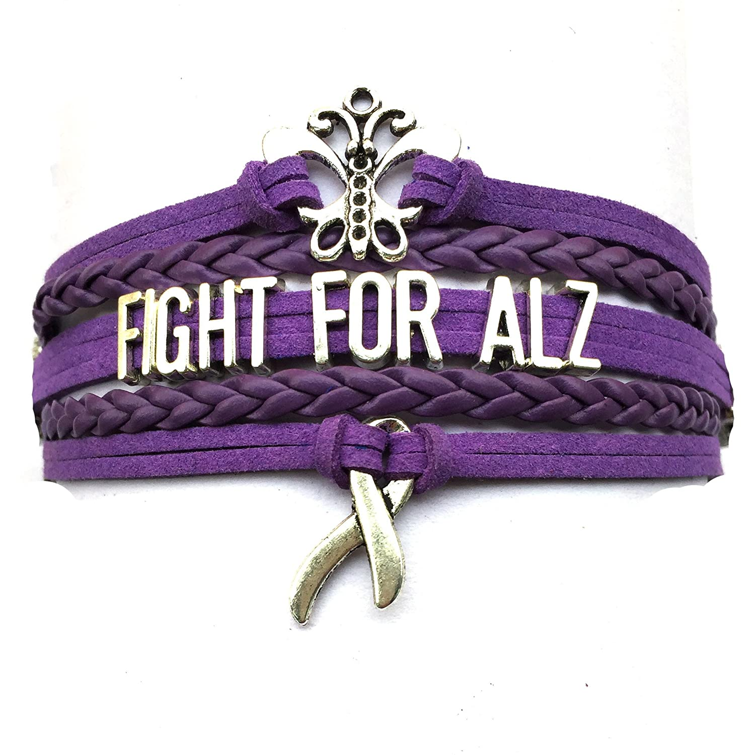 alzheimer il fullxfull listing purple awareness ardi pack alzheimers suicide ribbon prevention bracelet zoom