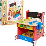 Early Learning Centre Wooden Activity Workbench, Amazon Exclusive