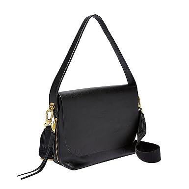 74807270f Fossil Maya Crossbody, black: Handbags: Amazon.com