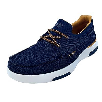 Skechers Bellinger Lone Mens Boat Shoe | Loafers & Slip-Ons