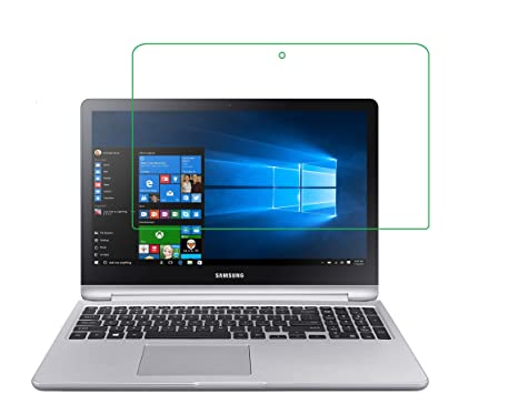 It3 (2 x PCS) Protector de pantalla antirreflectante para Samsung portátil de 13,