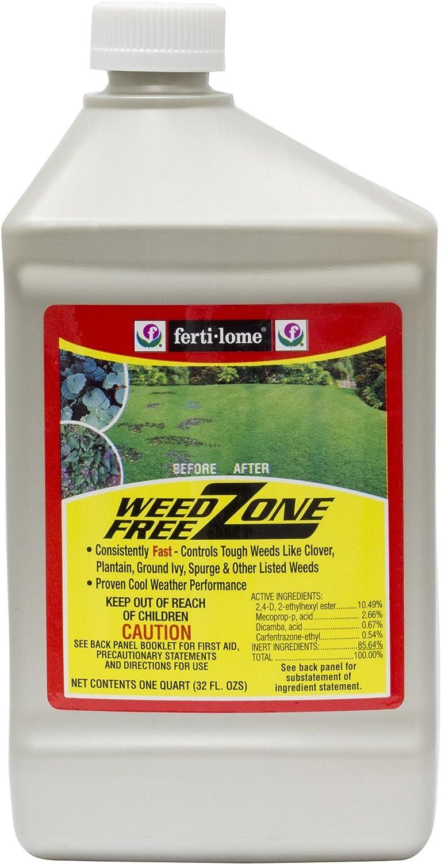 Fertilome Weed-free Zone
