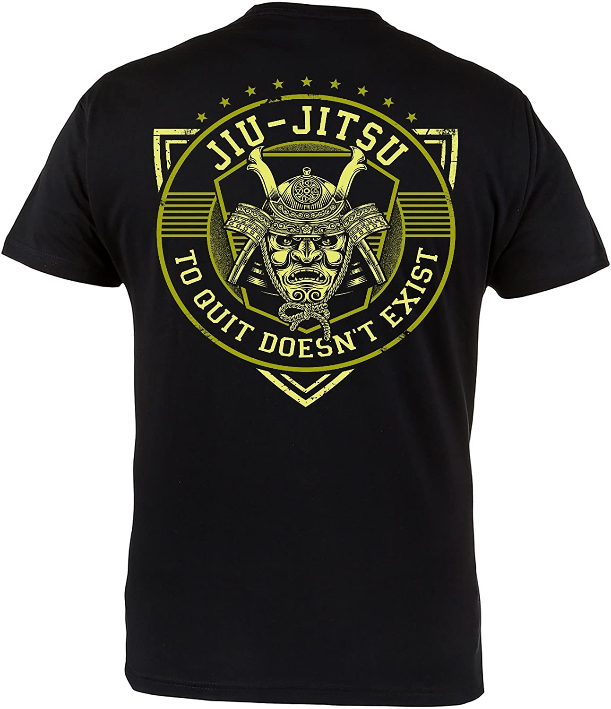 MMA Prenda De Lucha Marcial Artes Informal Gimnasio ropa deportiva Rule Out Camiseta Prenda De Lucha Brasile/ño jiu-jitsu entrenamiento