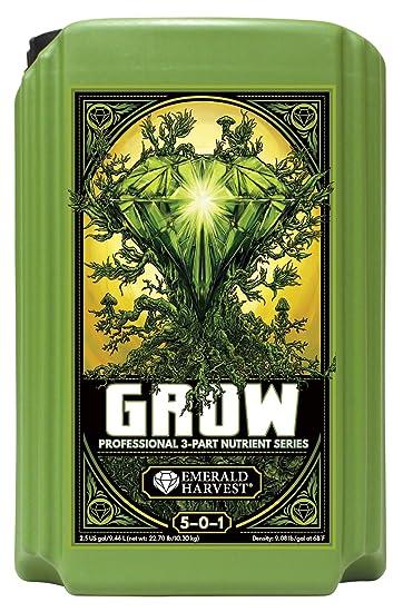 Emerald Harvest 723871 Liquid Fertilizer, 9 46 L