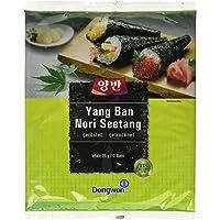 Dongwon, Alga seca y noris - 50 de 25 gr. (Total 1250 gr