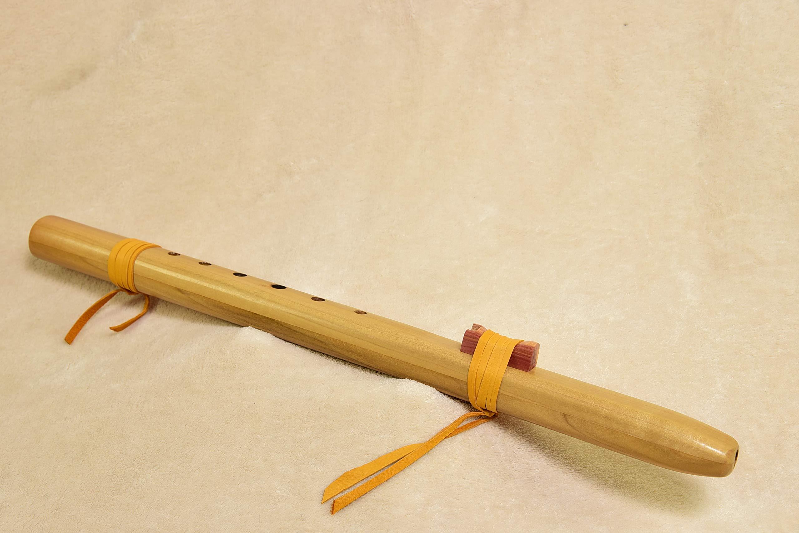 Windpony Poplar Flute in the Key of F#