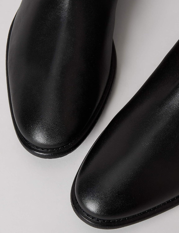 find. Tonnelle_hs01, Bottes Chelsea Homme Noir Smart Black