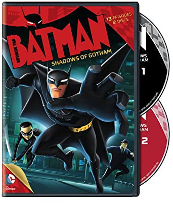 Beware the Batman: Shadows of Gotham Season 1 Reino Unido ...