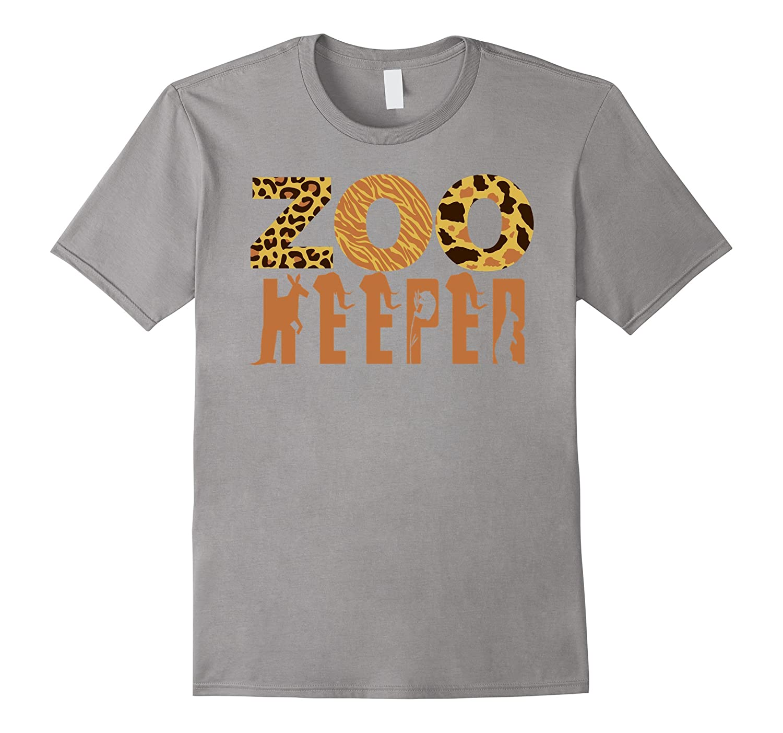 Zoo Keeper Animal Lover Shirt - Jungle Safari Explorer Gift-FL
