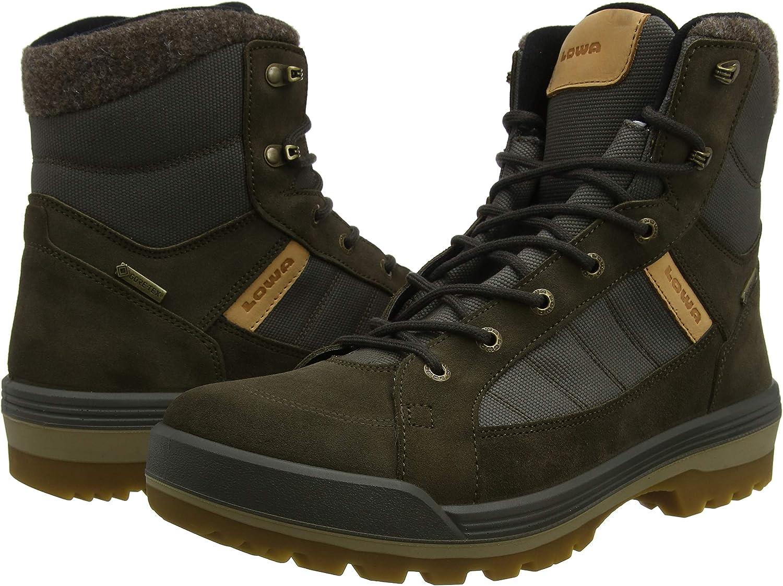 Lowa Isarco III GTX Mid Zapatos de High Rise Senderismo para Hombre