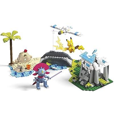 Mega Construx Pokemon Tropical Frost Showdown: Toys & Games