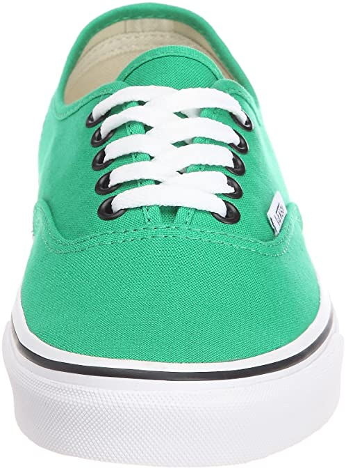 Vans Schuh Authentic bright green black, schuhgr??e allgemein (eur 16 bis 54.5):40