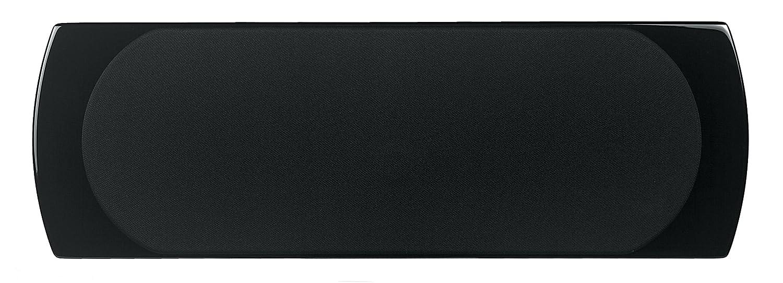 NHT Audio Classic Two Center Channel Speaker, Black, Single N-2CB