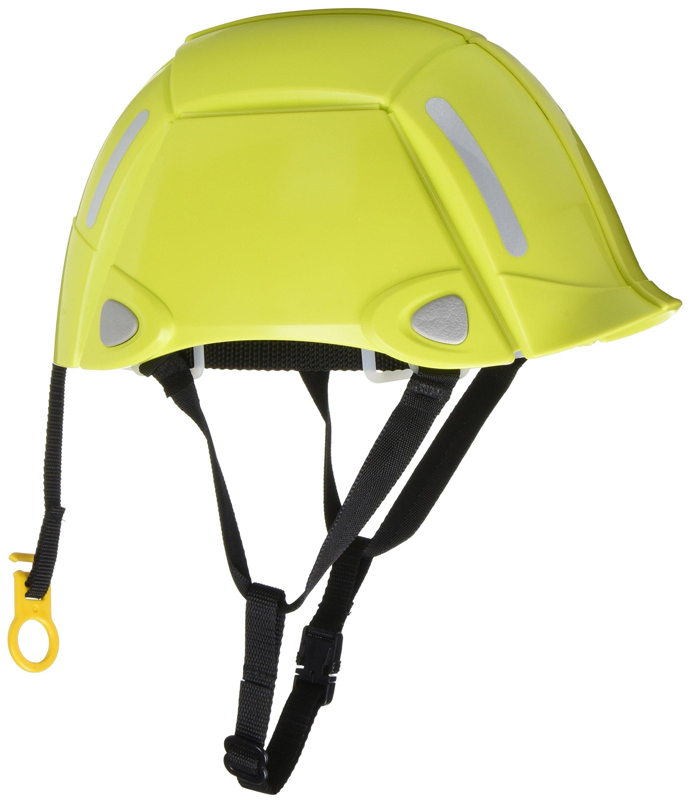 Folding Helmet Bloom No.100. Color Lime