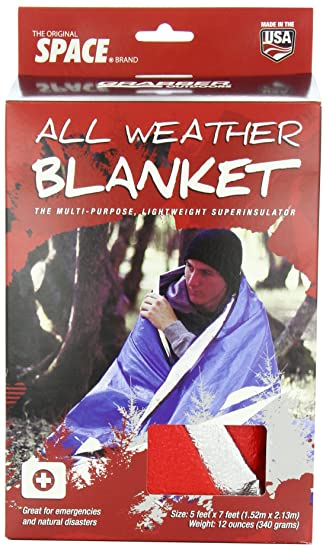 Grabber All-Weather Blanket Red