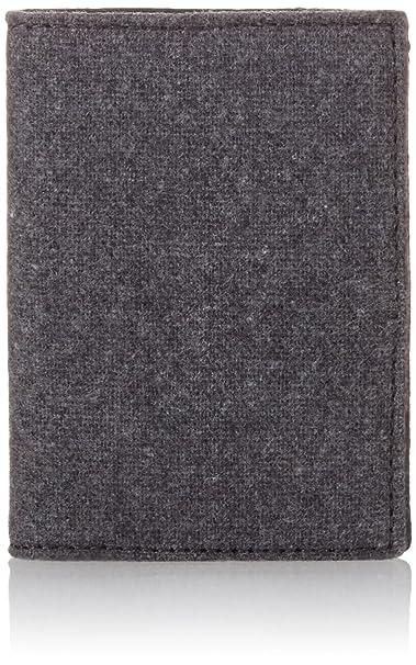 Scalpers Flannel Wallet 03:Grey, Cartera para Hombre, Unica: Amazon.es: Ropa y accesorios