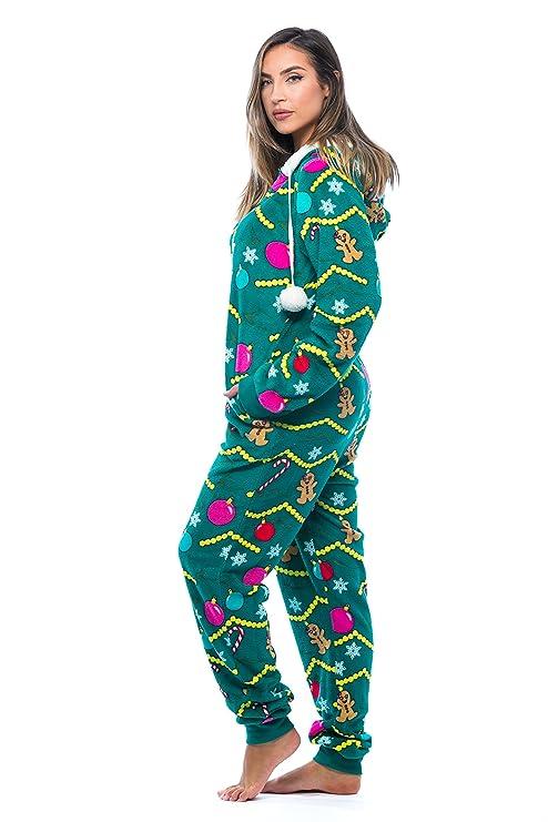 821e0bd7e3f Amazon.com  Just Love Adult Onesie Pajamas  Clothing