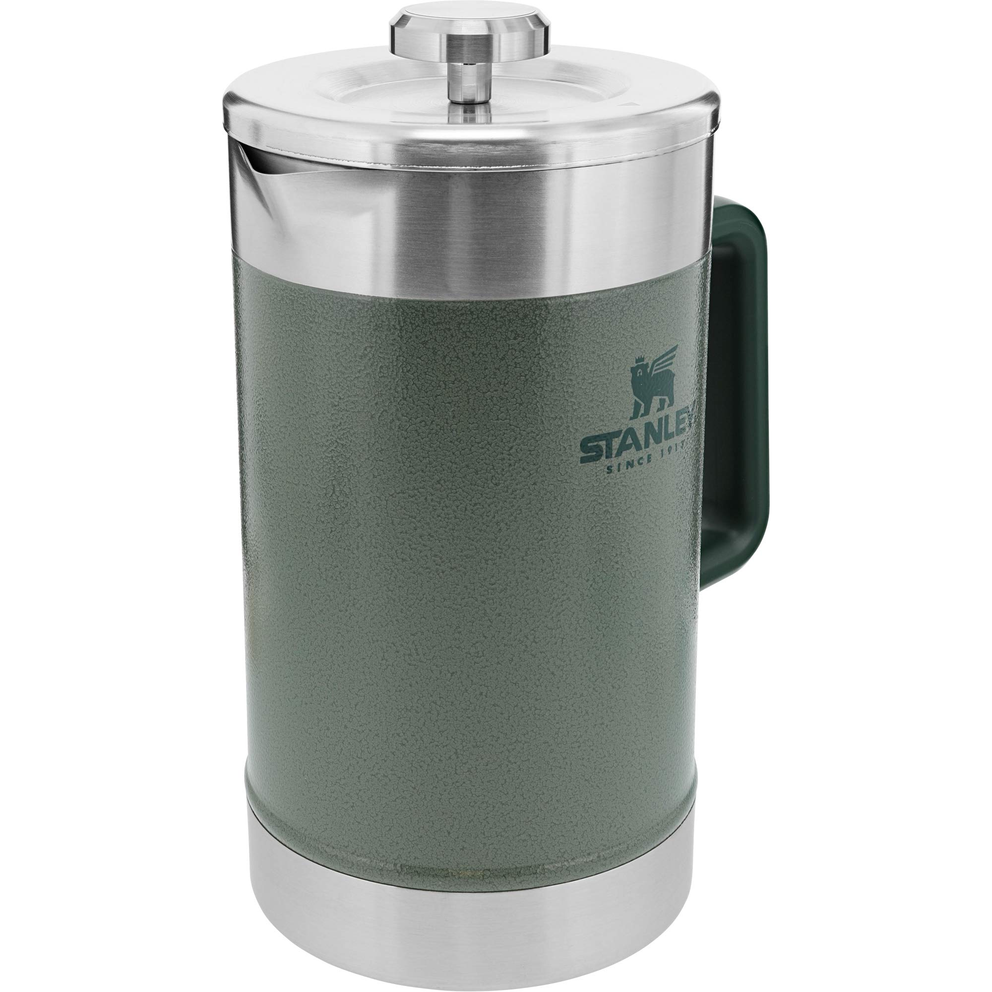 Stanley Classic Stay Hot French Press Hammertone Green 48oz by Stanley (Image #3)