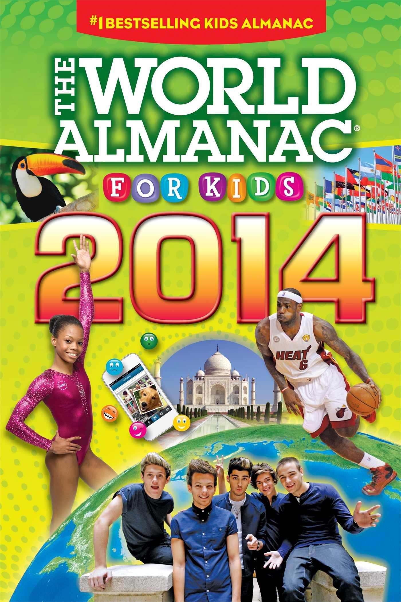 The World Almanac for Kids 2014 PDF
