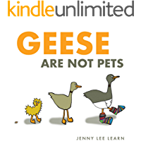 Geese Are Not Pets