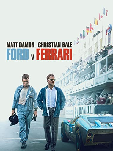 Ford v Ferrari 2019 Full English Movie Download 720p DVDScr