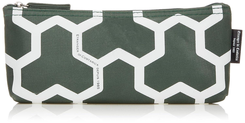 Etrangers Di Costa Rica Stifteetui Textil Olive Sewing Txt-A-05