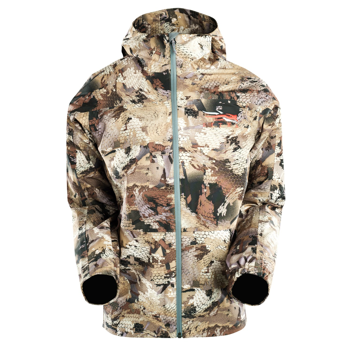 SITKA Gear Youth Cyclone Jacket Optifade Waterfowl Youth Large by SITKA