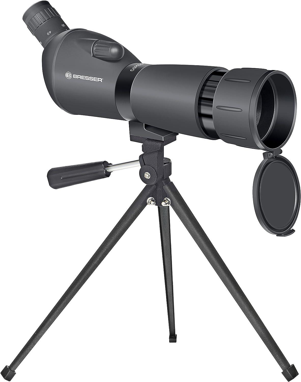 Bresser 9612602 Spektiv 20x 60x60 Mit Tischstativ Kamera