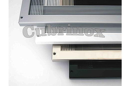 marco microondas universal (silver metalizado)