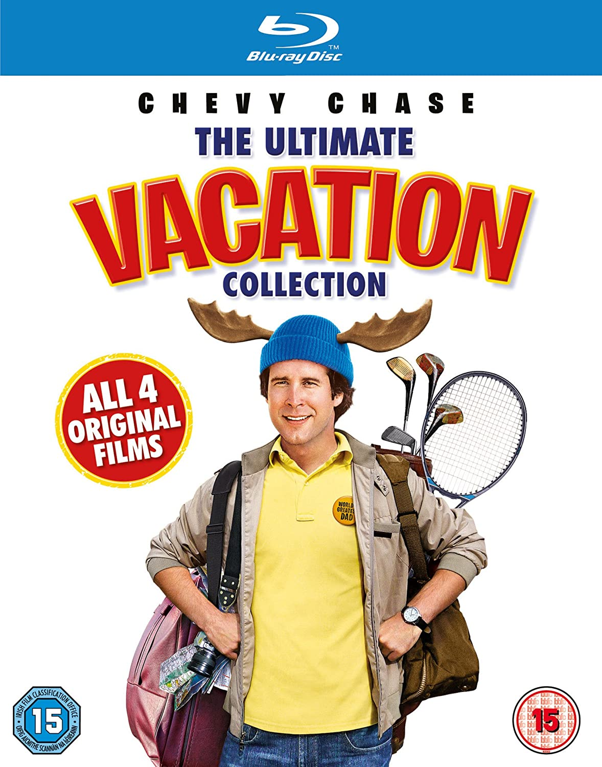 National Lampoon's Vacation Boxset Blu-ray Import: Amazon.ca: DVD