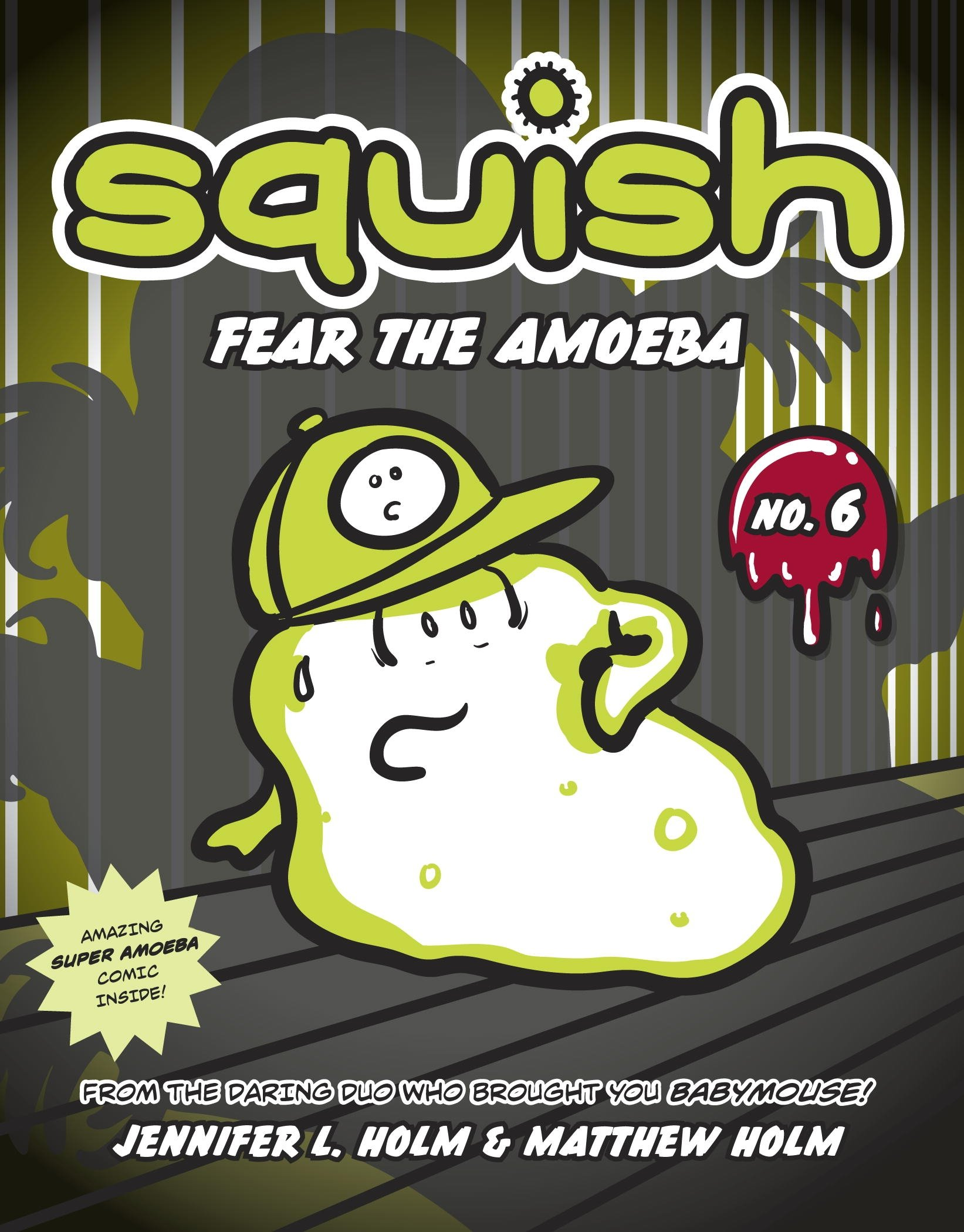Squish Amoeba Jennifer L Holm product image