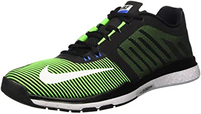 outlet store 9f623 0469d Nike Zoom Speed TR3, Chaussures de Sport Homme, Negro Blanco Verde (