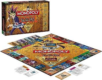 Winning Moves Monopoly Yu-Gi-Oh! Niños y Adultos Simulación económica - Juego de Tablero (Simulación económica, Niños y Adultos, Niño/niña, 8 año(s), Alemán, Alemán): Amazon.es: Juguetes y juegos