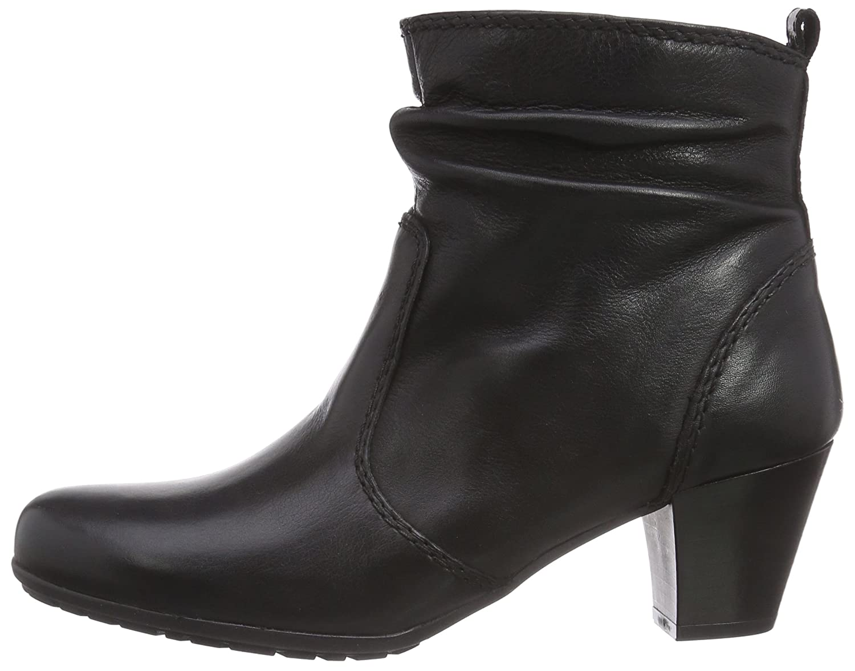 Tamaris 25037 Damen Kurzschaft Stiefel Schwarz (schwarz (schwarz (schwarz 001) 535245