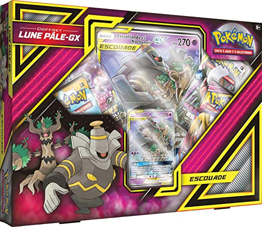 Pokemon POSLOCT19 - Caja de 4 boosters GX Octobre 2019: Amazon.es ...