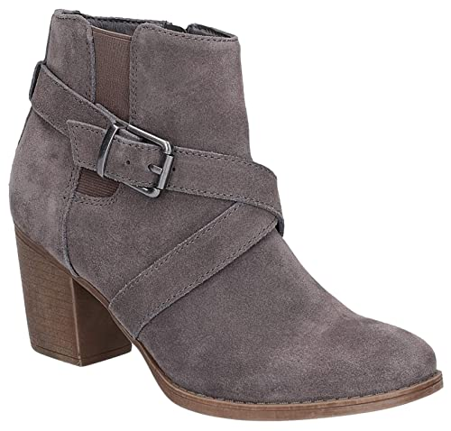 Hush Puppies Shilo Heeled Boot, Botines para Mujer: Amazon.es: Zapatos y complementos