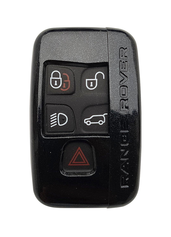 CK + Land Rover ABS lacado para Auto de llave Key Cover Case Funda para Evoque velar Discovery Sport Range Rover ASARAH