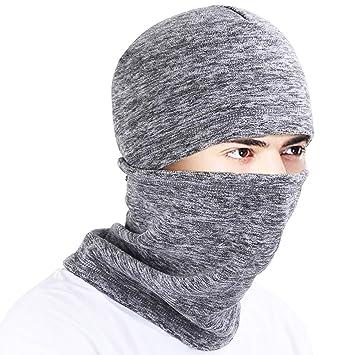 Ski Face Mask Balaclava Fleece Hood for Men Women e93cbf0e7