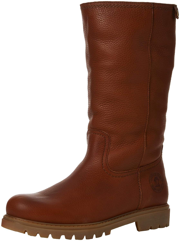 Braun (Cuero B20) Panama Jack Damen Bambina Igloo Hohe Stiefel