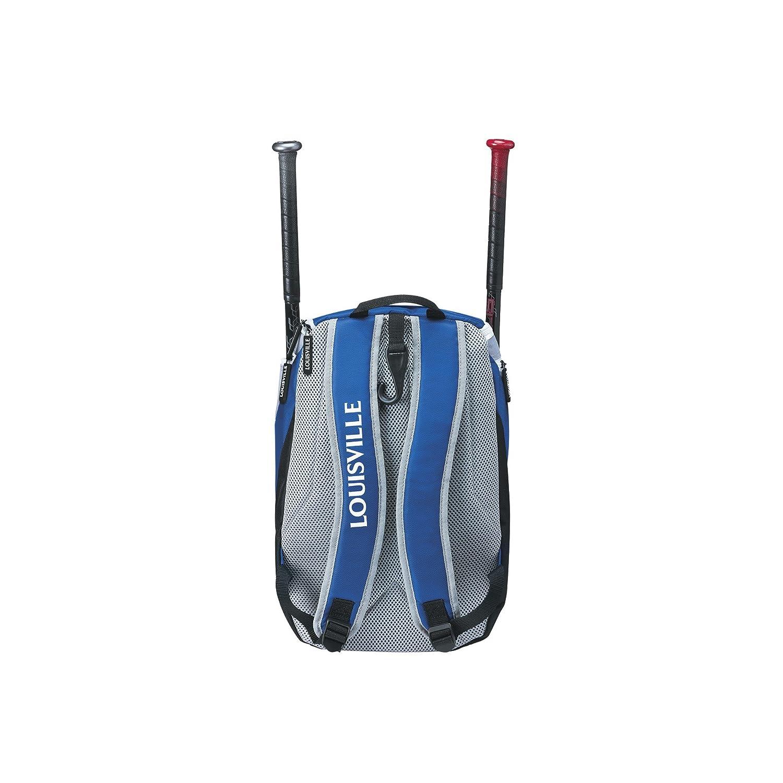 Wilson Sporting Goods Co. WTL9302TCLAD Azul mochila - Mochila para portátiles y netbooks (Azul, Imagen, Unisex, Bolsillo frontal, Cremallera, ...