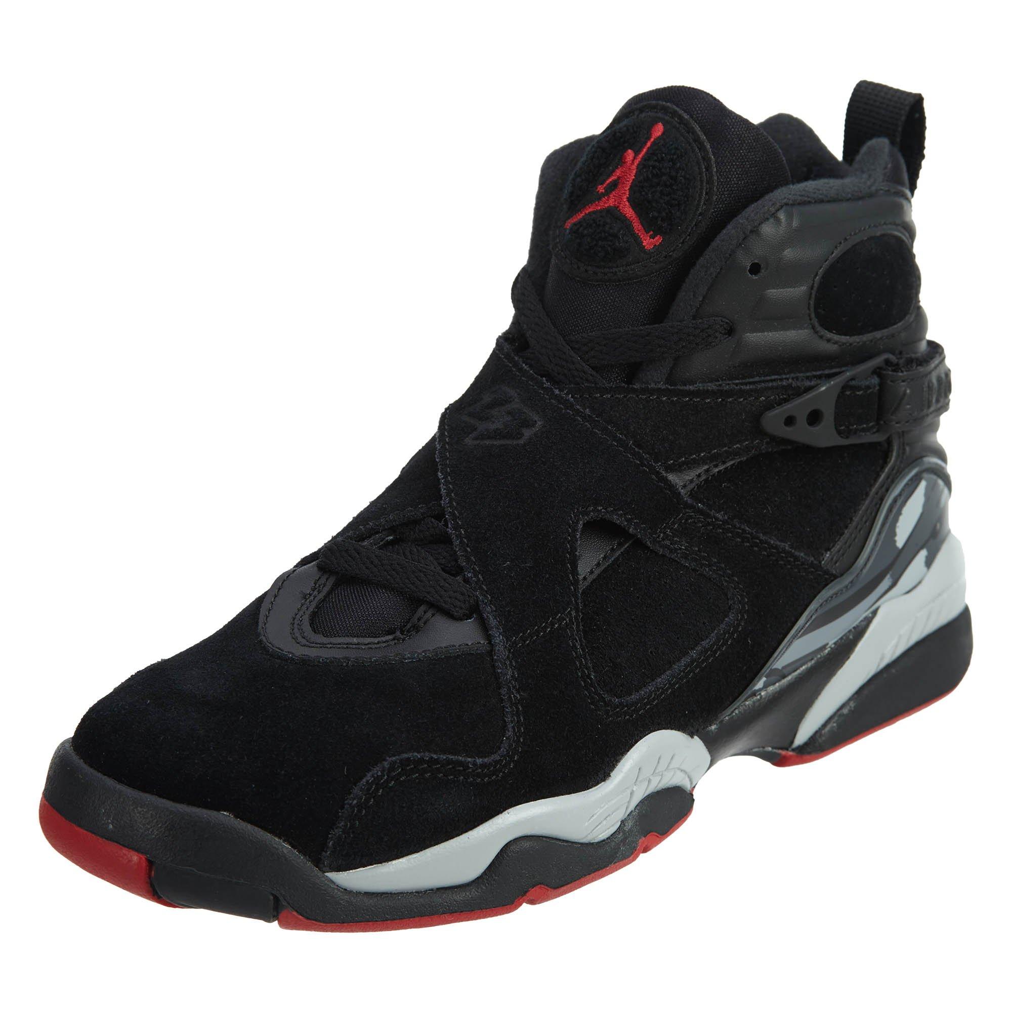 Jordan 8 Retro Big Kids Style : 305368-022 Size : 4.5 M US by Jordan