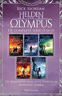 De Helden Van Olympus