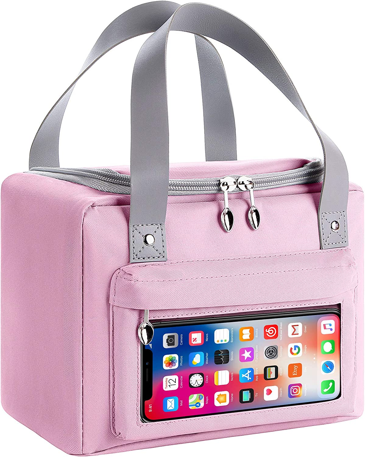 Cellphone lunch box