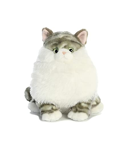 Aurora World Fat Cats Dumpling Tabby Plush