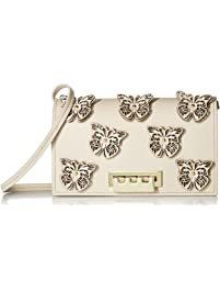 ZAC Zac Posen Earthette Crossbody Butterflies-Sand Dollar