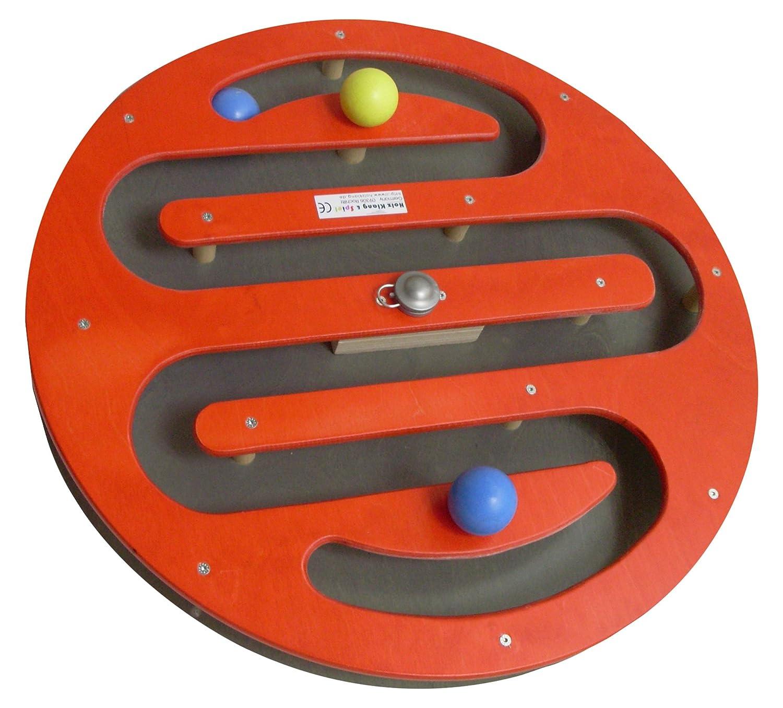 Holzklang holzklang070 012 012 012 49 cm Keine 12 Wave Wand Spiel 78da58