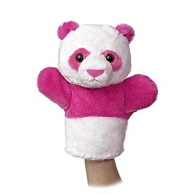 "Aurora World Panda Plush Sleeve Puppet, 10"": Toys & Games"