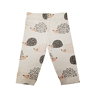 Untied Footwear and Apparel Organic Cotton Baby Pants