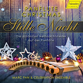 Best Of Weihnachtslieder.Marc Pan Celebration Ensemble Various None Panflute Christmas