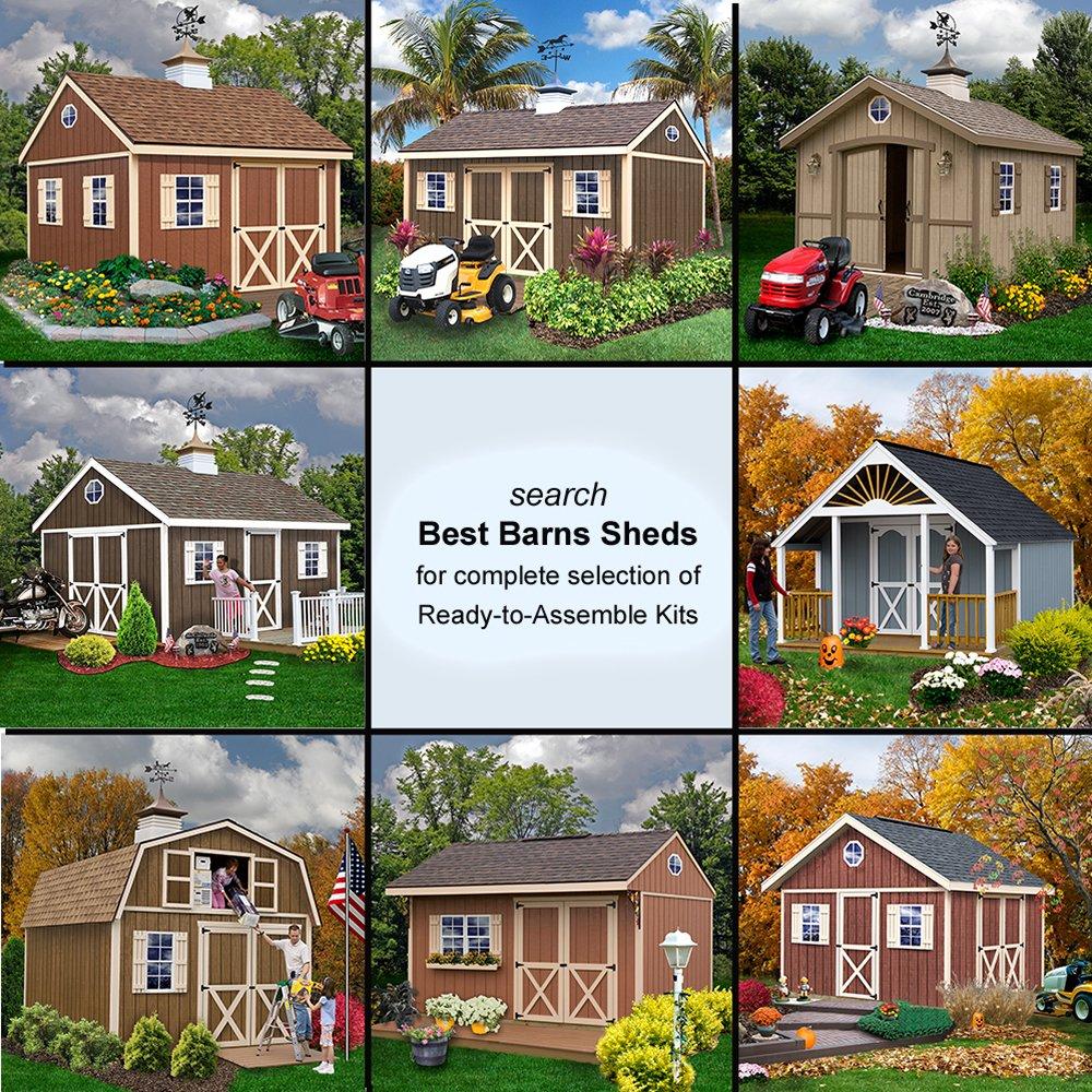 lifestyle rec product kits best by barns kit barn shed aspen diy